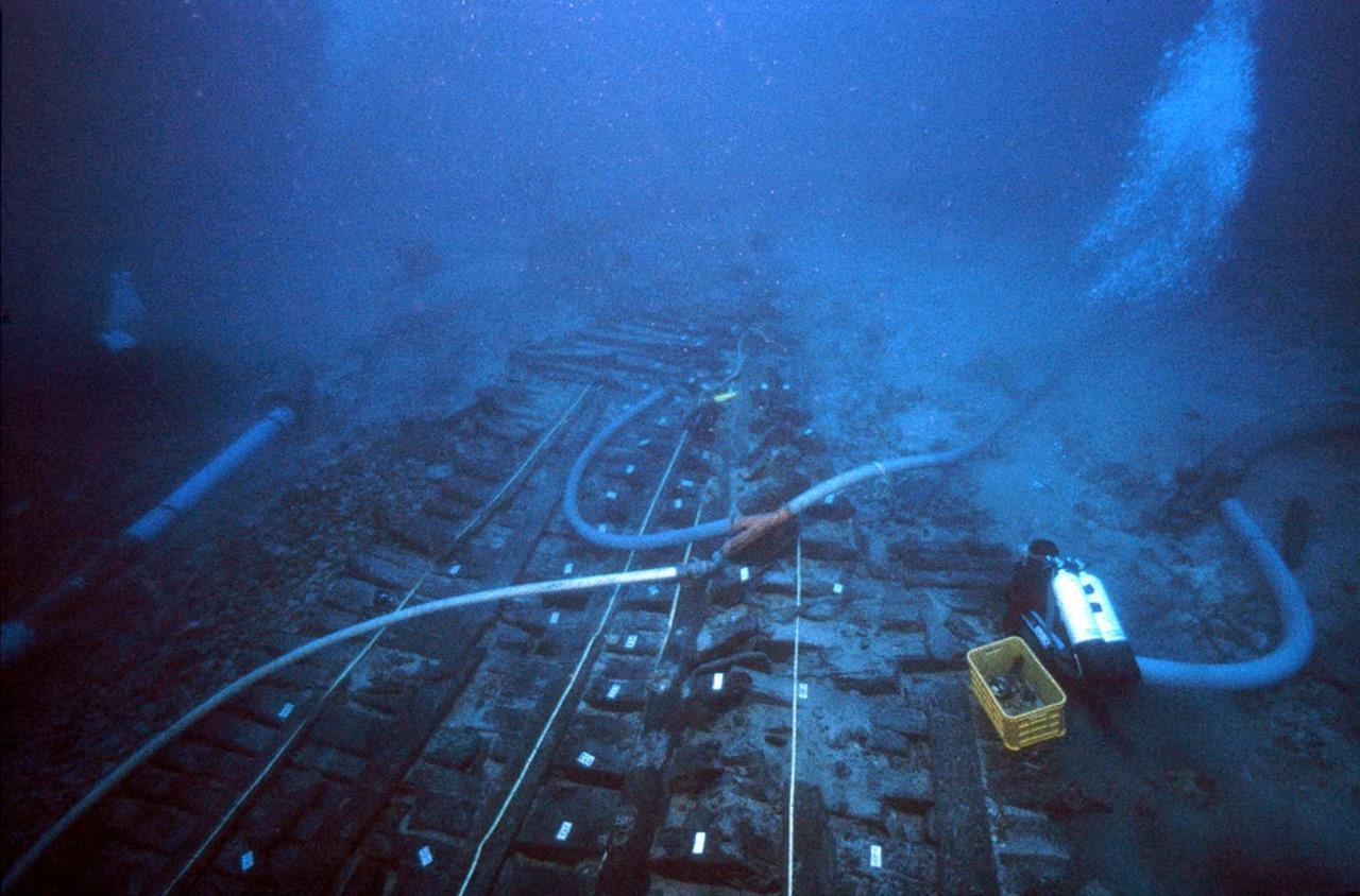 San Diego Shipwreck