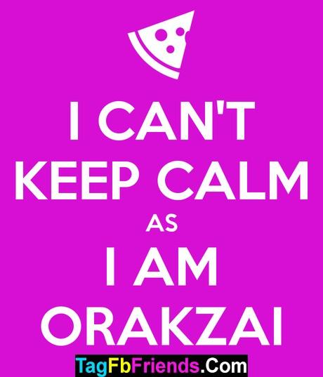 ORAKZAI