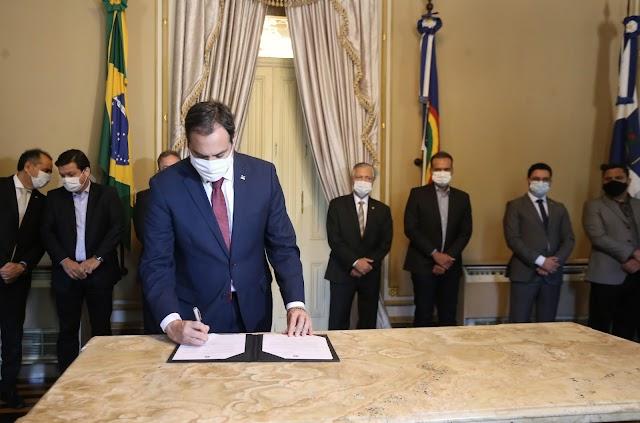 Governo de Pernambuco lança programa que vai gerar 20 mil novos empregos
