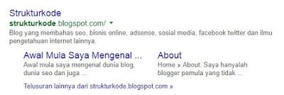 Cara Mendapatkan Sitelink Otomatis dari Google dengan Cepat