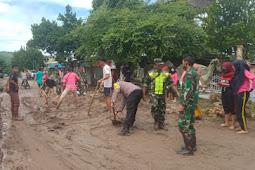 Tiga Desa di Dompu Diterjang Banjir Dahsyat
