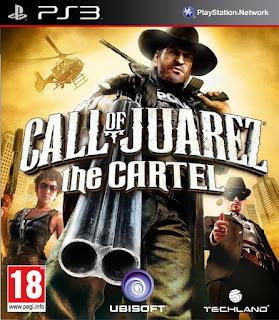 Call of Juarez The Cartel PS3 Torrent
