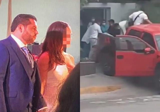 URGENTE: Así entregaron el cuerpo de El JR Gil a miembros del Cártel de Sinaloa (Video)