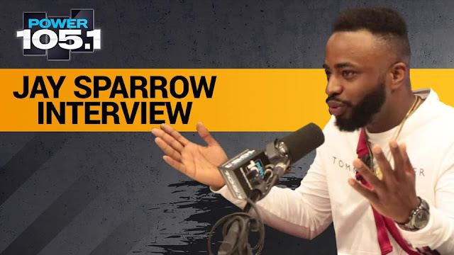 Jay Sparrow of Signature Series Arts Events Interview With 105.1