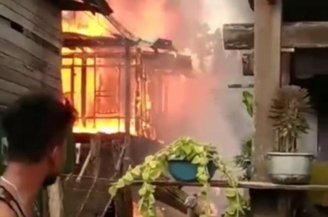 Lagi, Kebakaran di Bone Hanguskan Rumah Warga