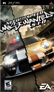 Download Need For Speed Most Wanted v5.1.0 ISO PSP [Save Data]
