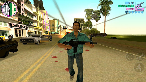 Grand Theft Auto: Vice City (Mod Money)