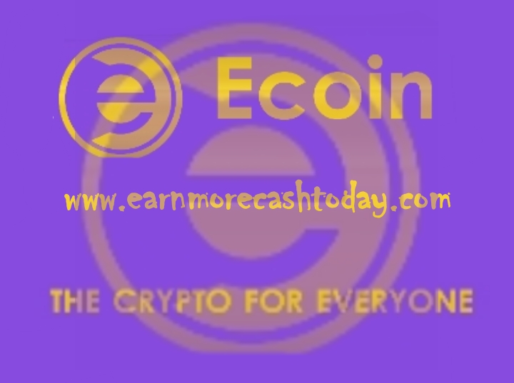 Ecoin Official Crypto Currency Review The Crypto For Everyone
