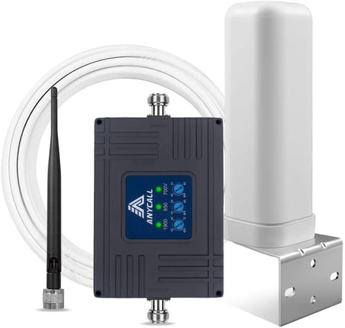 ANYCALL A 3G 4G LTE Cell Phone Signal Booster