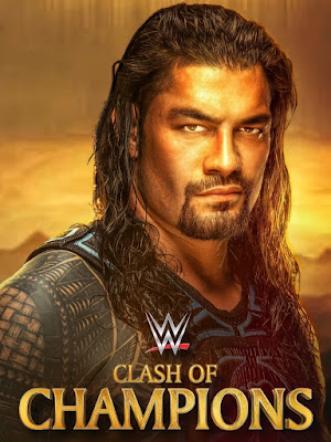WWE Clash Of Champions 2020 PPV 720p HDRip Download
