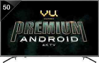 vu 50-oa-smart-led-tv