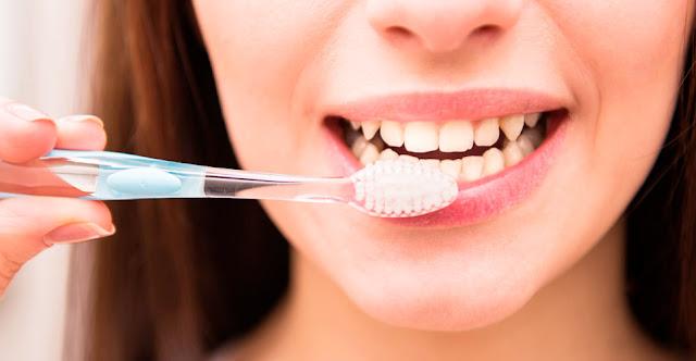 فُرش الأسنان