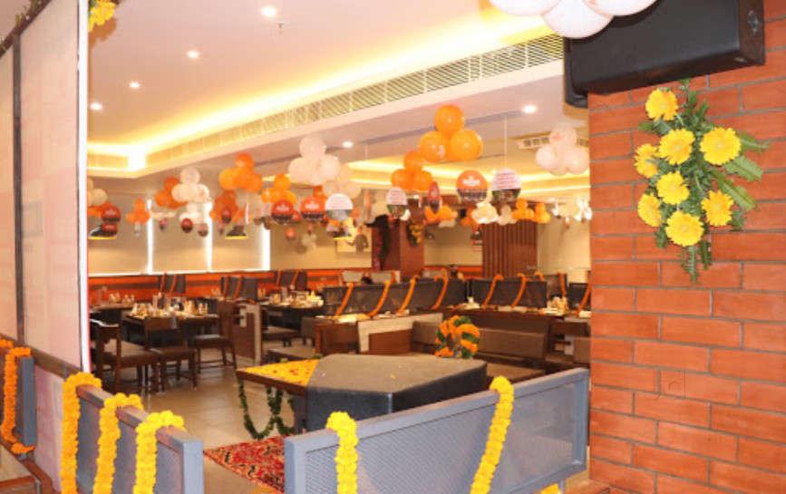 Top restaurants in gorakhpur