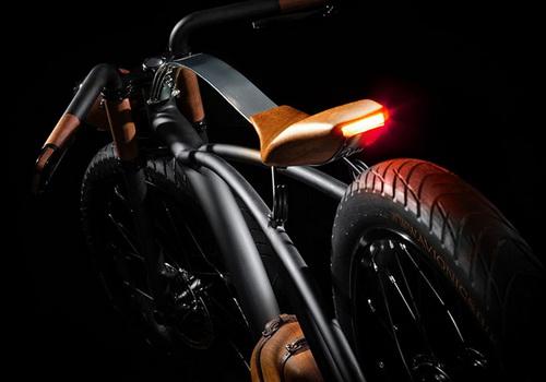 www.Tinuku.com Avionics V1 e-bike retro-electric classic design
