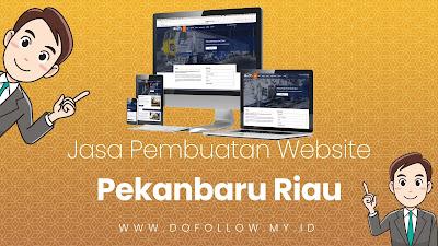 Jasa Pembuatan Website Pekanbaru Riau