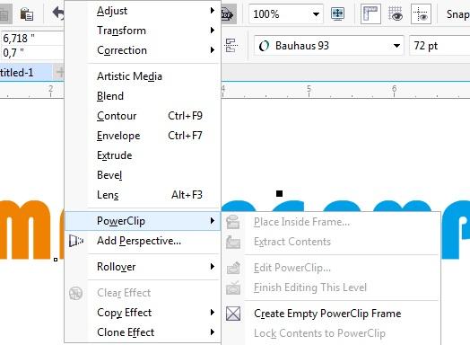 Cara Membuat Logo Blog Dengan CorelDRAW