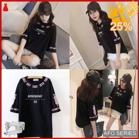 AFO531 Model Fashion Bangbang Modis Murah BMGShop