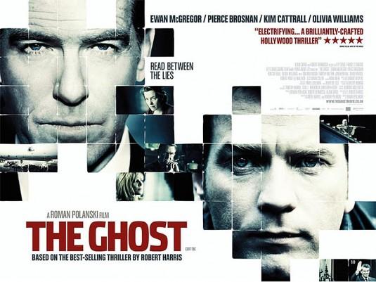 """Filmy, które polecam – """"Autor Widmo"""" (The Ghost Writer"""