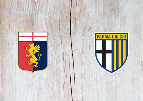 Genoa vs Parma -Highlights 30 November 2020