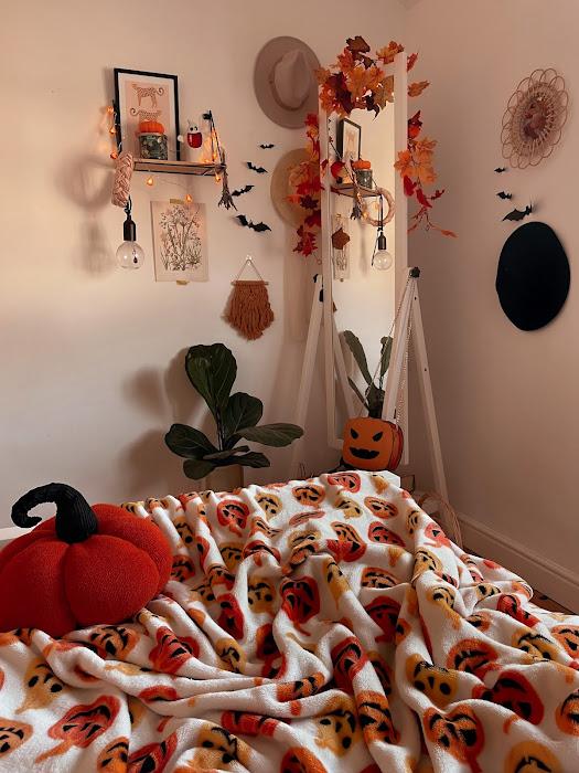 Autumn Bedroom Decor Ideas