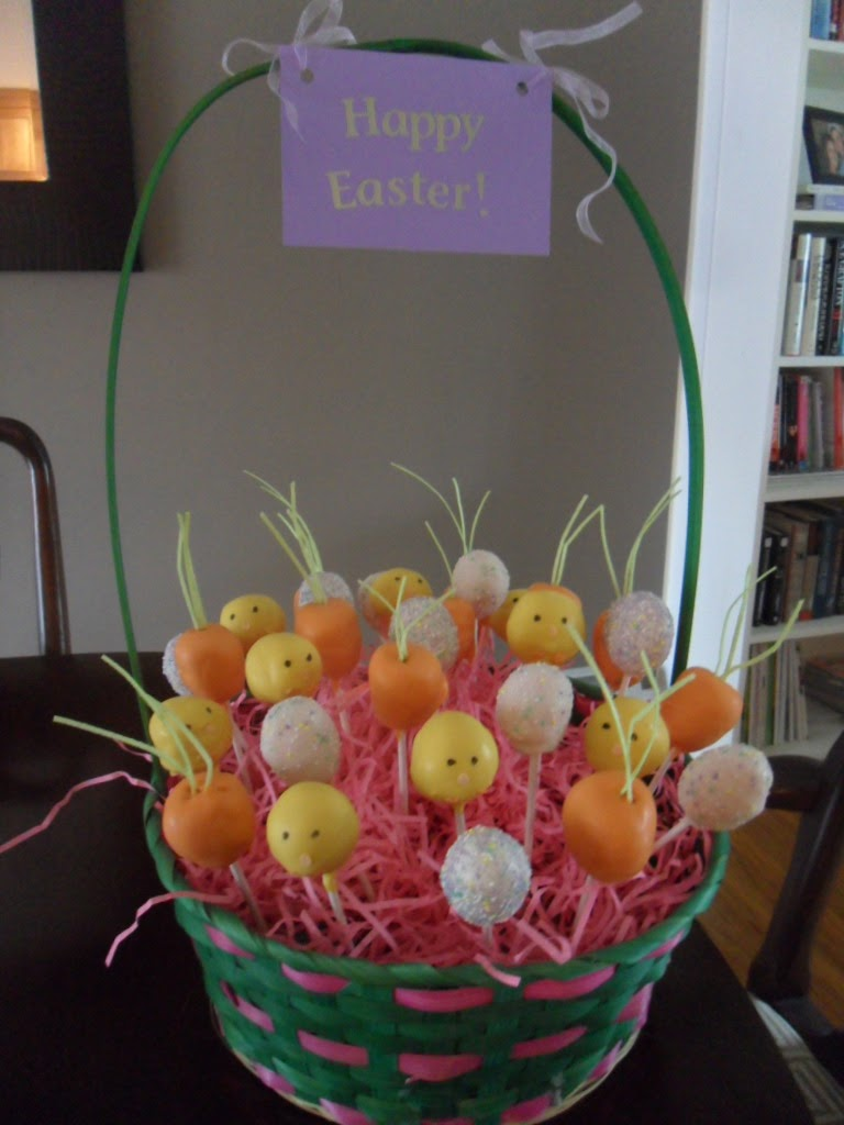 Classic Events By Kris Easter Cake Pops