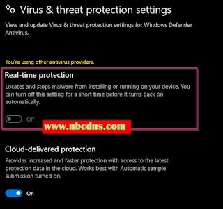 Cara Matikan Windows Defender Di Windows 10