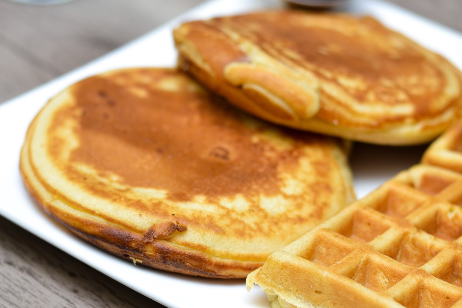 Pancakes & Waffles in Nigeria