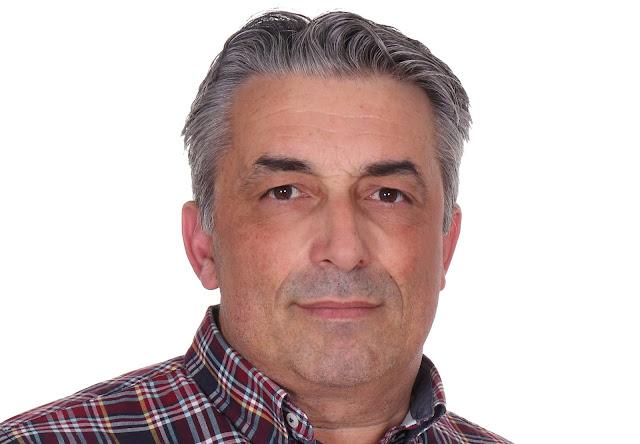 Ο Γιώργος Μπουρίκας Προοδευτική Συμμαχία Ερμιονίδας Τάσος Λάμπρου