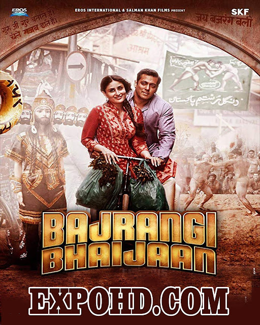 Bajrangi Bhai jaan 2015 Full Movie Download 1080p | BluRay 720p | Esub 1.2Gbs [Watch & Download]