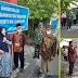 Babinsa Kadipiro Hadiri peresmian Sumur Bantuan ITS PKU Muhammadiyah Surakarta