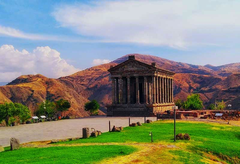 The-Temple-of-Garni-Armenia