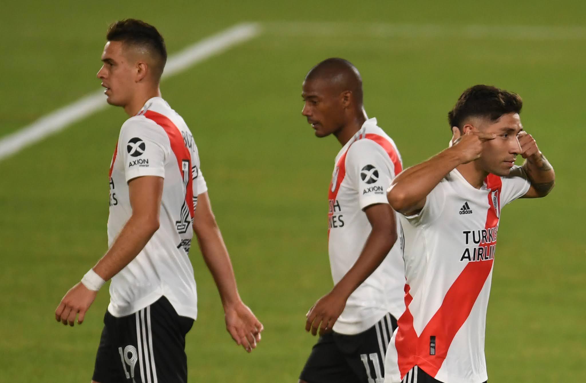 GALERIA DE FOTOS: River volvió al Monumental con una victoria ante Rosario Central