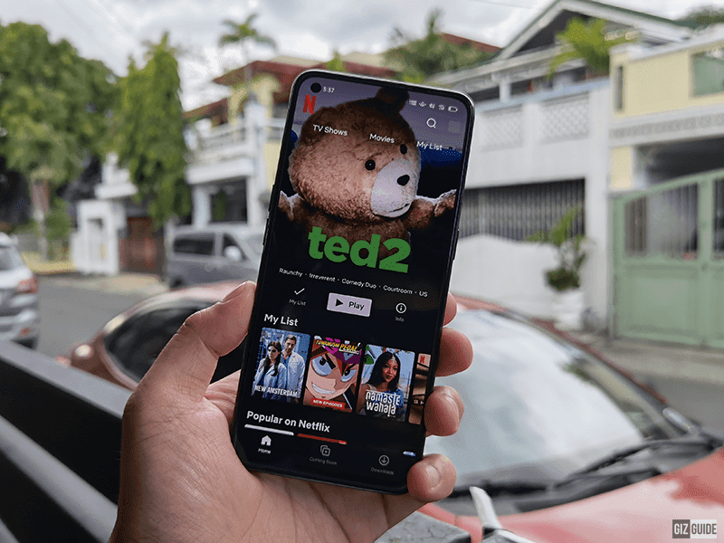 Globe at Home ties Converge as the best for Netflix in the Philippines (January 2021)