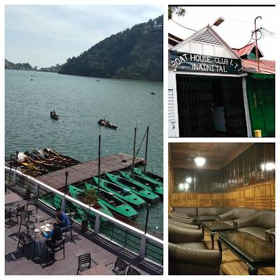 Boat House Club Nainital