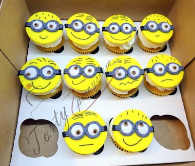 muffinki minionki