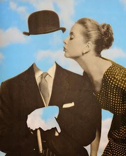 Resultado de imagen para mujer abrazar hombre invisible
