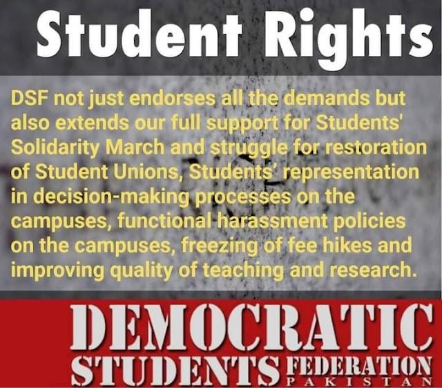 Restore Student Unions Now!