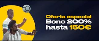 bwin dobla tu deposito bienvenida 150 euros 1-4 octubre
