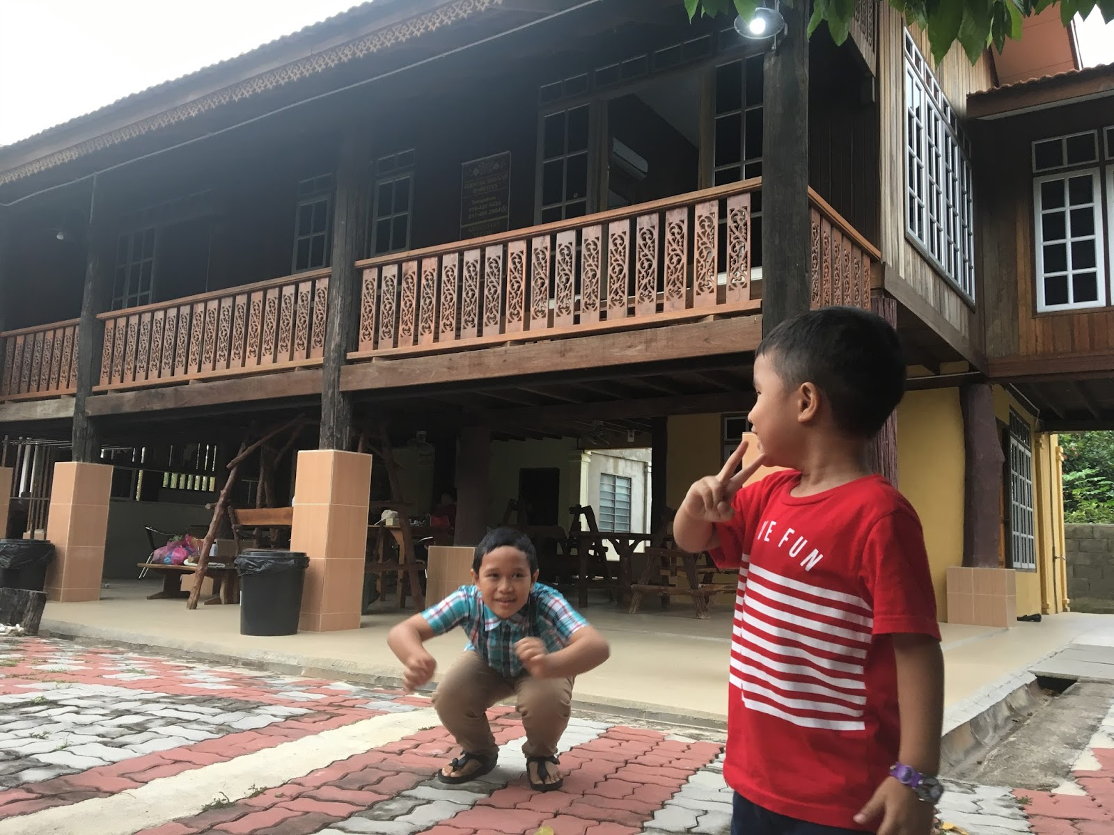 Merasai Pengalaman Bermalam di Homestay Berkonsepkan Kampung  Tradisional Melayu Di Teratak Singgah D'Soffiyya, Jitra Kedah