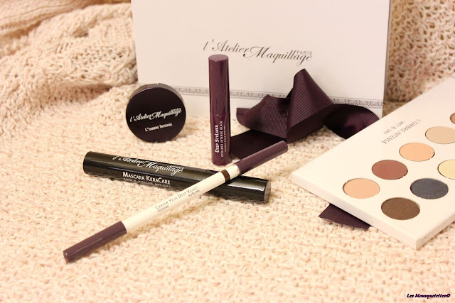 L'Atelier Maquillage Paris - Blog beauté Les Mousquetettes©
