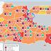 Alhamdulillah, Saat Ini Kota Surabaya Sudah Berubah Menjadi Zona Orange