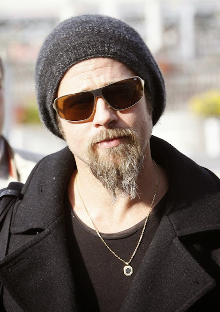 Jim Carrey with Beard