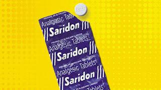 saridon tablets banned