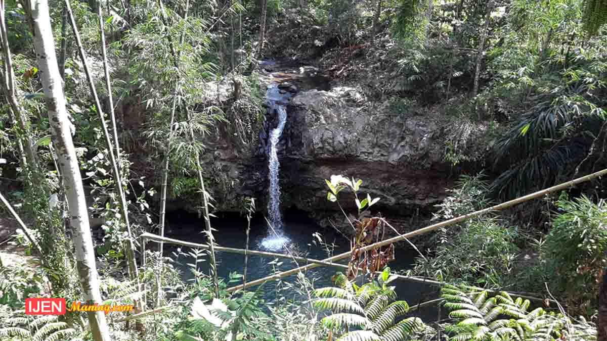 kluncing waterfall, wisata air banyuwangi, wisata alam banyuwangi, kampung ikan banyuwangi,