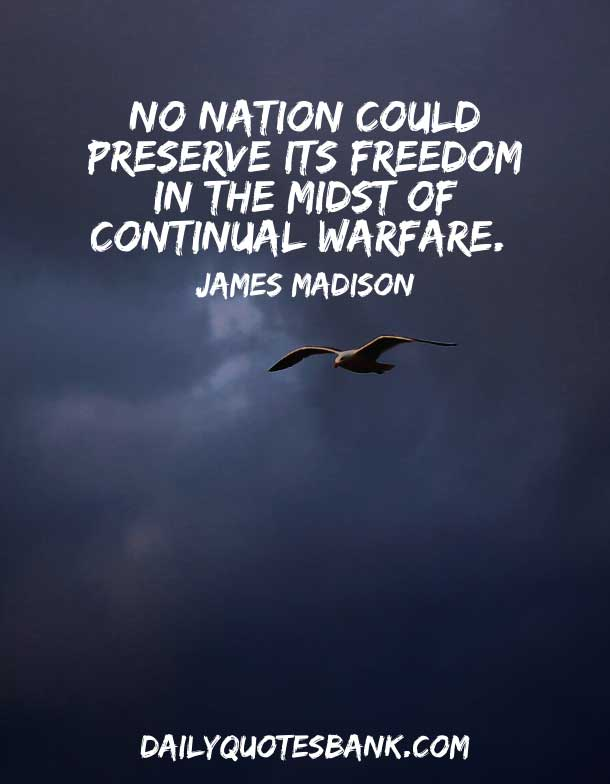 Deep American Quotes About Freedom and Nation