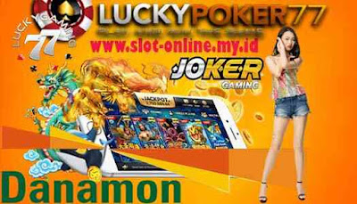 Judi Ikan Situs Joker123 Slot Online Terbaik Daftar Bank Danamon