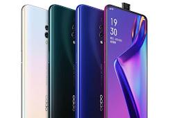 Oppo kembali untuk menguji pasar smart phone dengan kamera Pop-up yang sedang berkembang