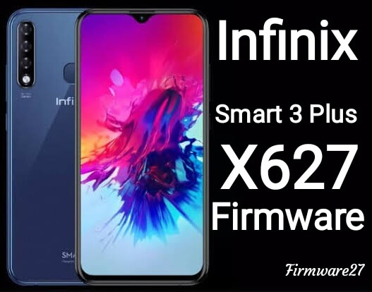 Infinix X627 Smart 3 Plus Firmware