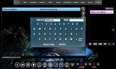 Software Karaoke Dzone Xtrime 8 Pro