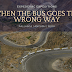 When the Bus Goes the Wrong Way